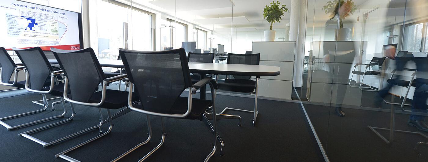 Büroraum zentral