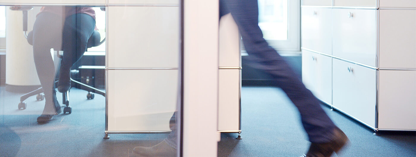 Büro Aktivitäten