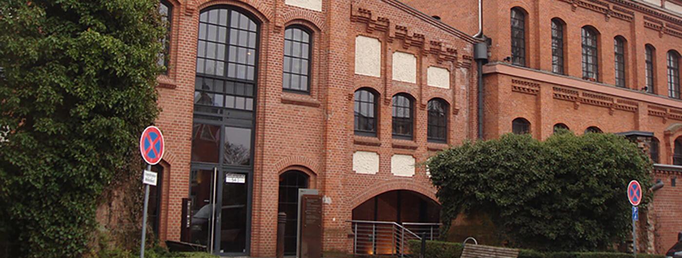 Büro in Hamburg